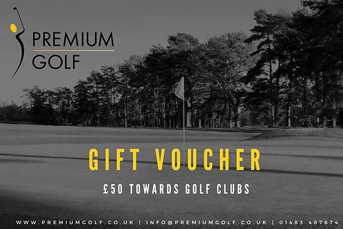 Gift voucher for club purchase