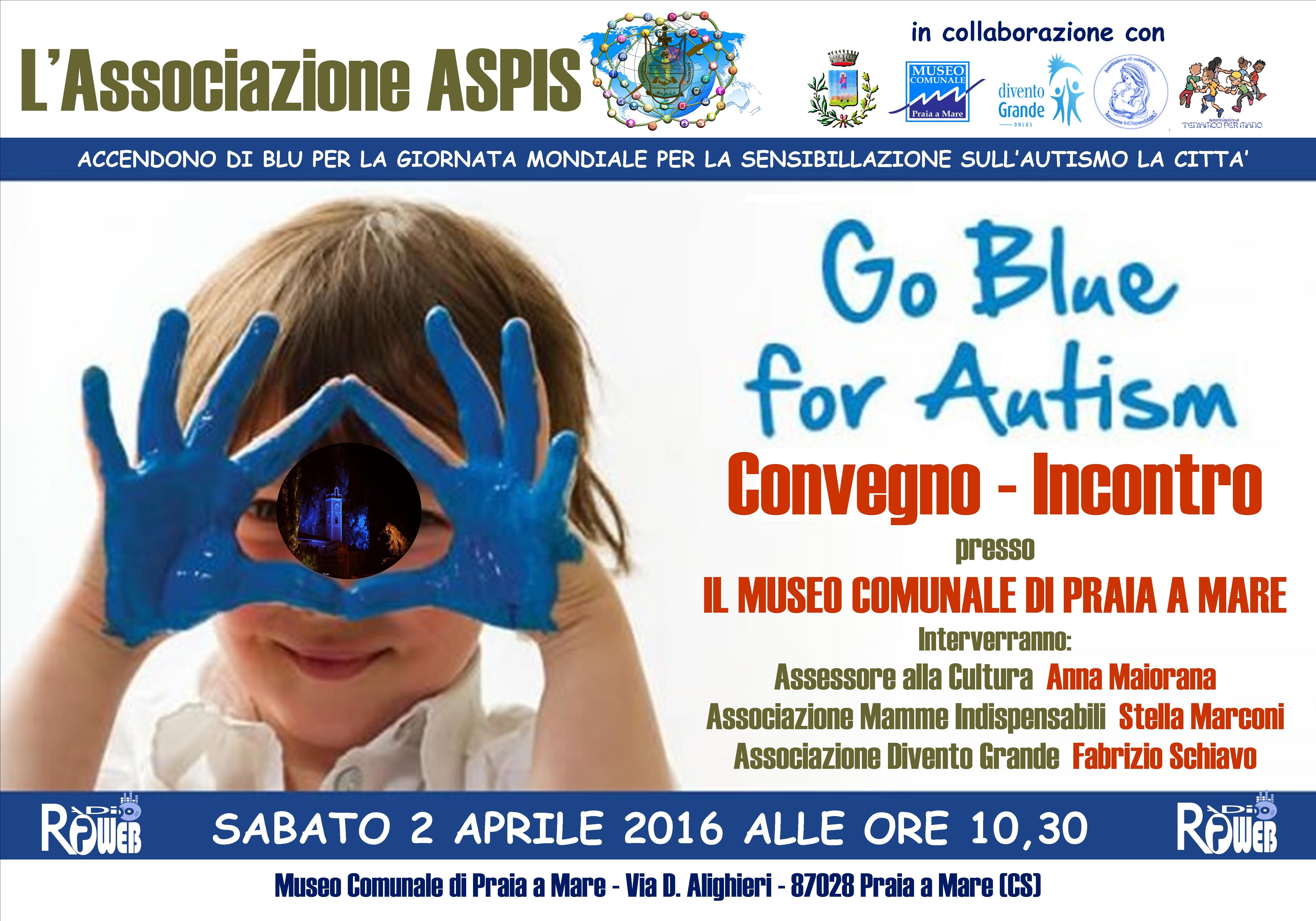 locandina autismo 2016