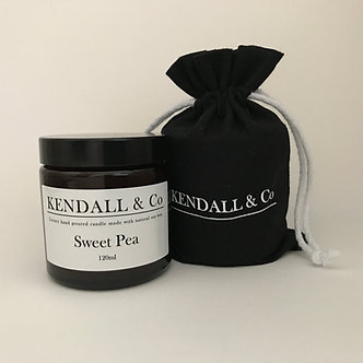 Sweet Pea Travel Candle 120ml