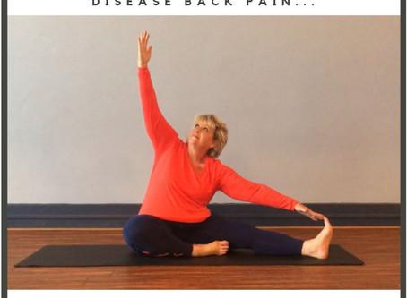 Denise's Yoga Journey