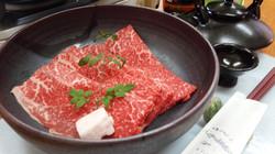 【特選】県内産黒毛和牛すき焼き(2食付)♪