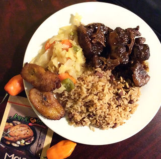 Jamrock Restaurant Jamaican Food Caribbean Food