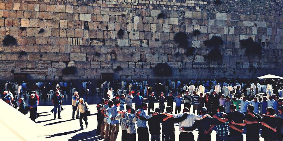 Israel Shabbat (Fri., 11/13, 6pm)