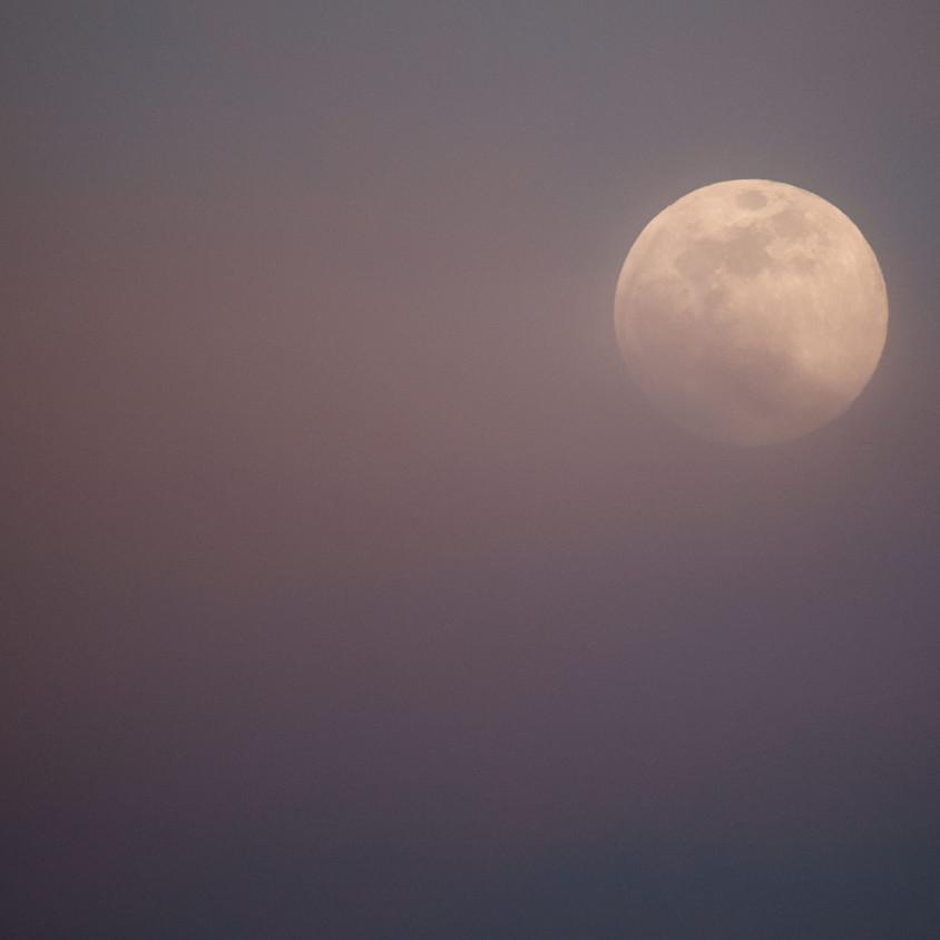 Full Snow Moon Meditation