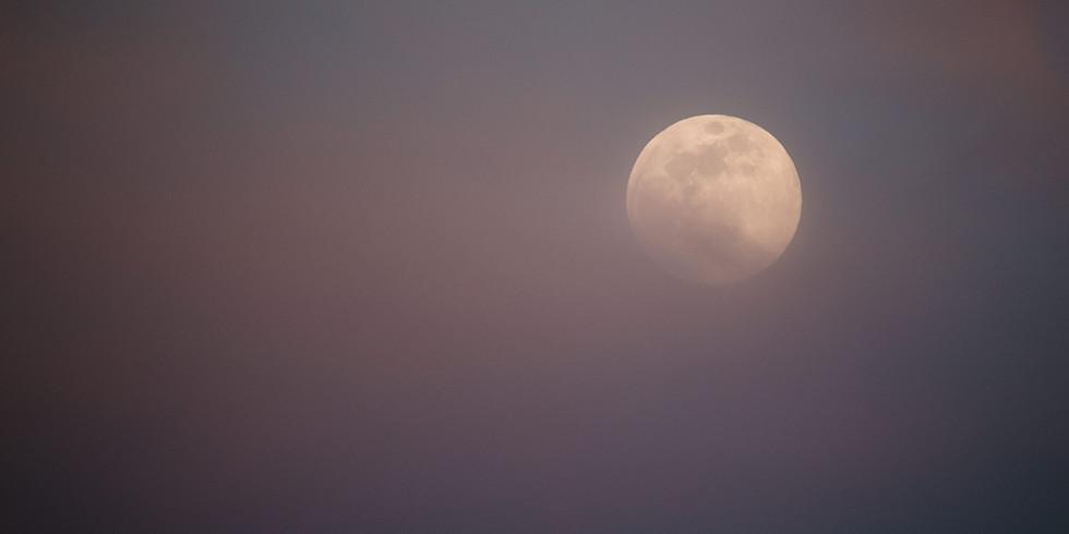 April Full Moon Sister Circle