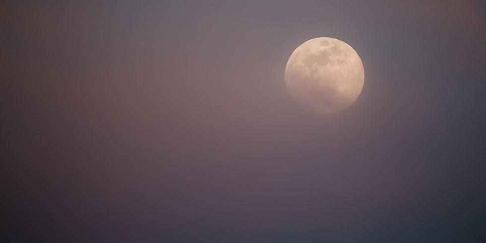 Super Full Moon Lunar Eclipse in Sagittarius