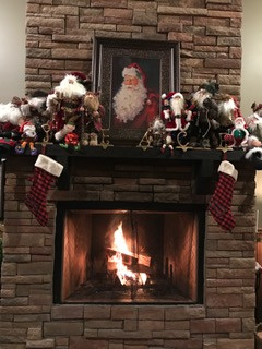Staging to sell during the Holidays