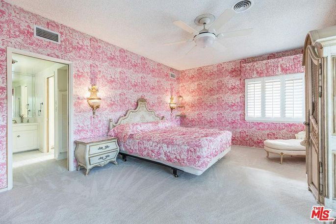 One of the bedrooms in the actual house -  realtor.com