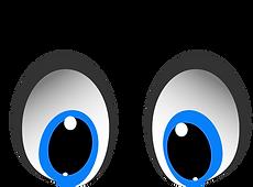 11-expression-cartoon-eyes-with-transpar