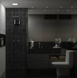 Banho Cobertura