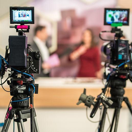 Live webcast production services