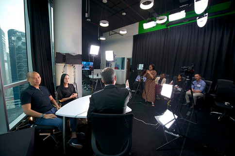 Singapore Green Screen Studio
