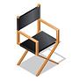 directors chair icon