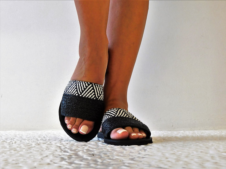 Handmade leather sandals th20