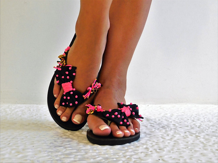 Handmade leather sandals th42