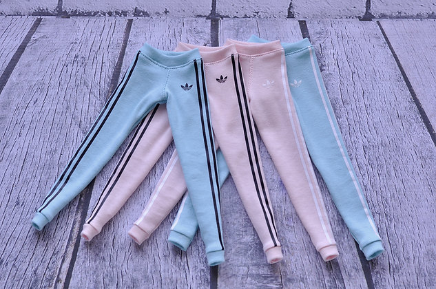Pink and Mint sports pants