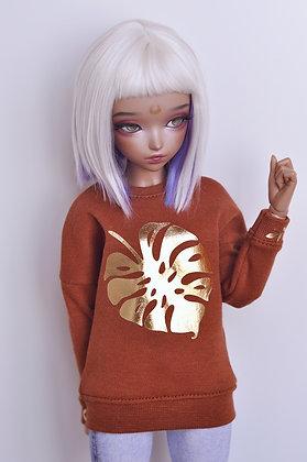 Сinnamon sweatshirt