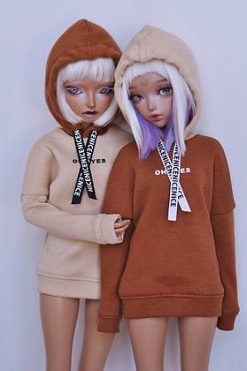 """""""Oh, yes"""" B&C hoodie"""