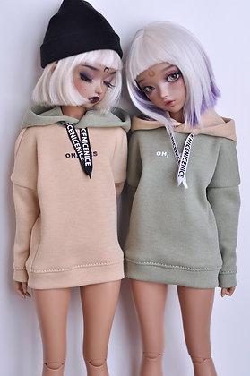 """""""Oh, yes"""" B&S hoodie"""