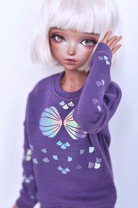 """""""Mermaid"""" sweatshirt"""