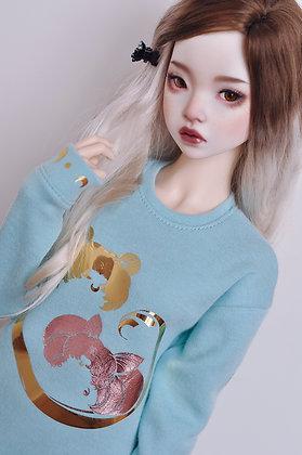 "Mint ""ChibiUsa"" sweatshirt"