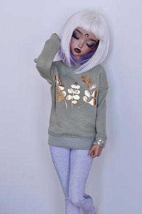 Salvia sweatshirt