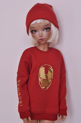 """Iron man"" sweatshirt"