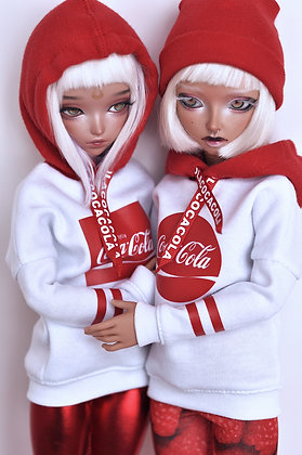 """Coca-Cola"" hoodie"