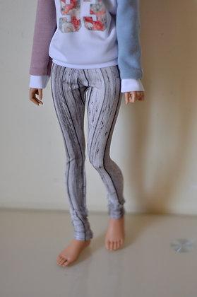 """""""White Wood"""" leggings"""