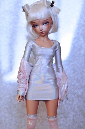 Holographic dress