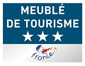 Classified Meublé de tourisme 3 stars