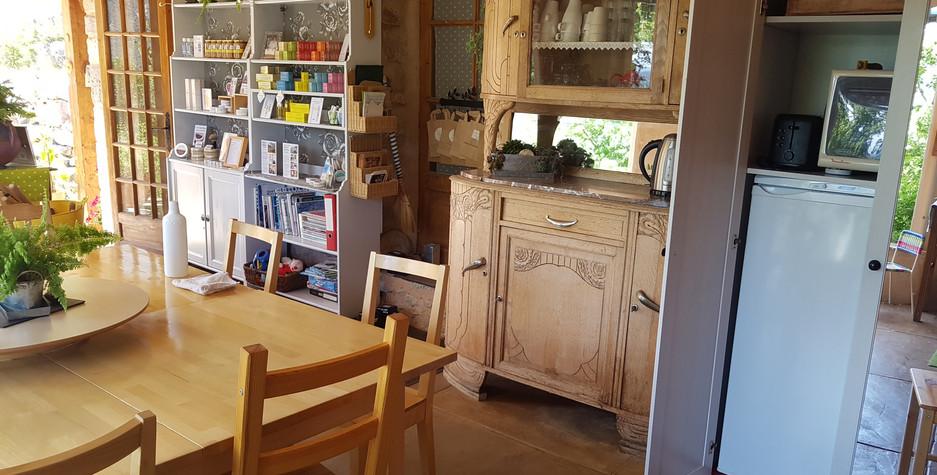 La véranda kitchenette