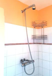 Salle d'eau RdC, douche