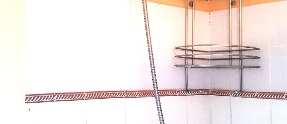 RdC Salle d'eau, douche