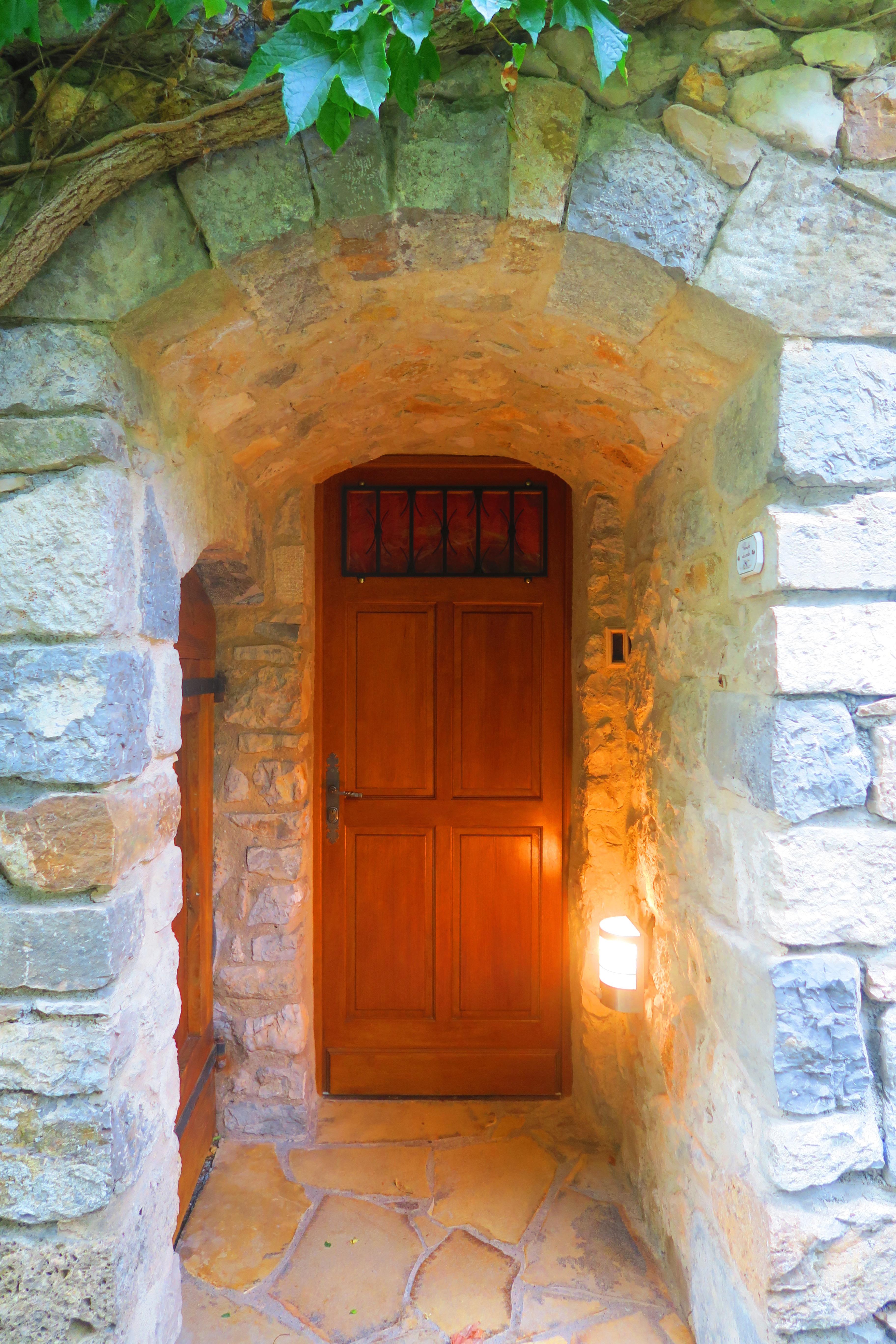 Chambre des arches