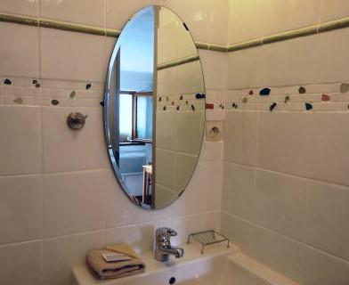 Chambre des pierres salle d'eau WC