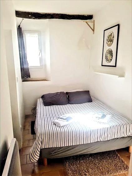 Très Petite Chambre accueillante pour 2 personnes. La préférée de tout le monde.