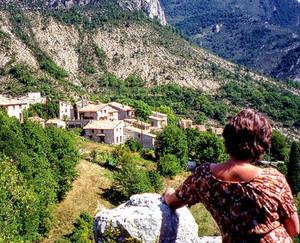 Chasteuil, Idéalement situé pour faire des excursions dans les Gorges du Verdon.