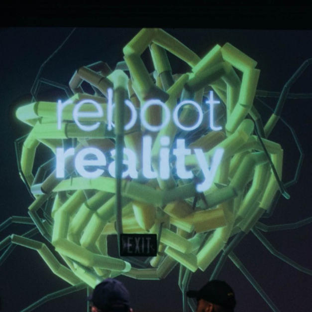 Reboot Reality Exhibit @ The Tech Museum