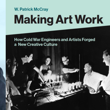 Making Art Work With W. Patrick McCray