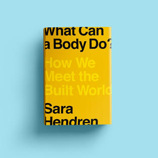 What Can a Body Do?: How We Meet the Built World in collaboration with Mechanics' Institute & Goethe-Institut