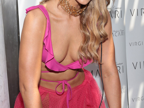 Vogue Williams´s Necklace success, Exclusive Choker by Caroline Azzi