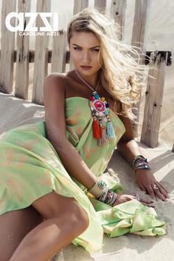 CAROLINE AZZI SUMMER DRESSES