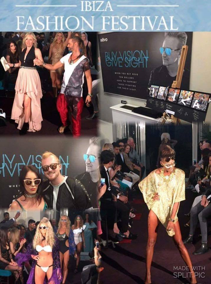 WE ARE SO HAPPY TO BE PART OF THE LONDON'S VENUE OF THE IBIZA FASHION FESTIVAL. SPECIAL THANKS TO KAREN WINDLE FOR HER FABULOUS EVENT!  ATTENDING BONO'S VISION EYE WEAR, LYDIA LUCY, FARAH SATTAUR, DAMON HESS, CAROLINE AZZI...
