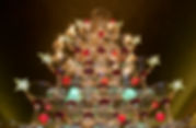 Пирамида из бокалов Владивосток