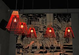 ייצור ועיצוב תאורה לחללים מסחריים