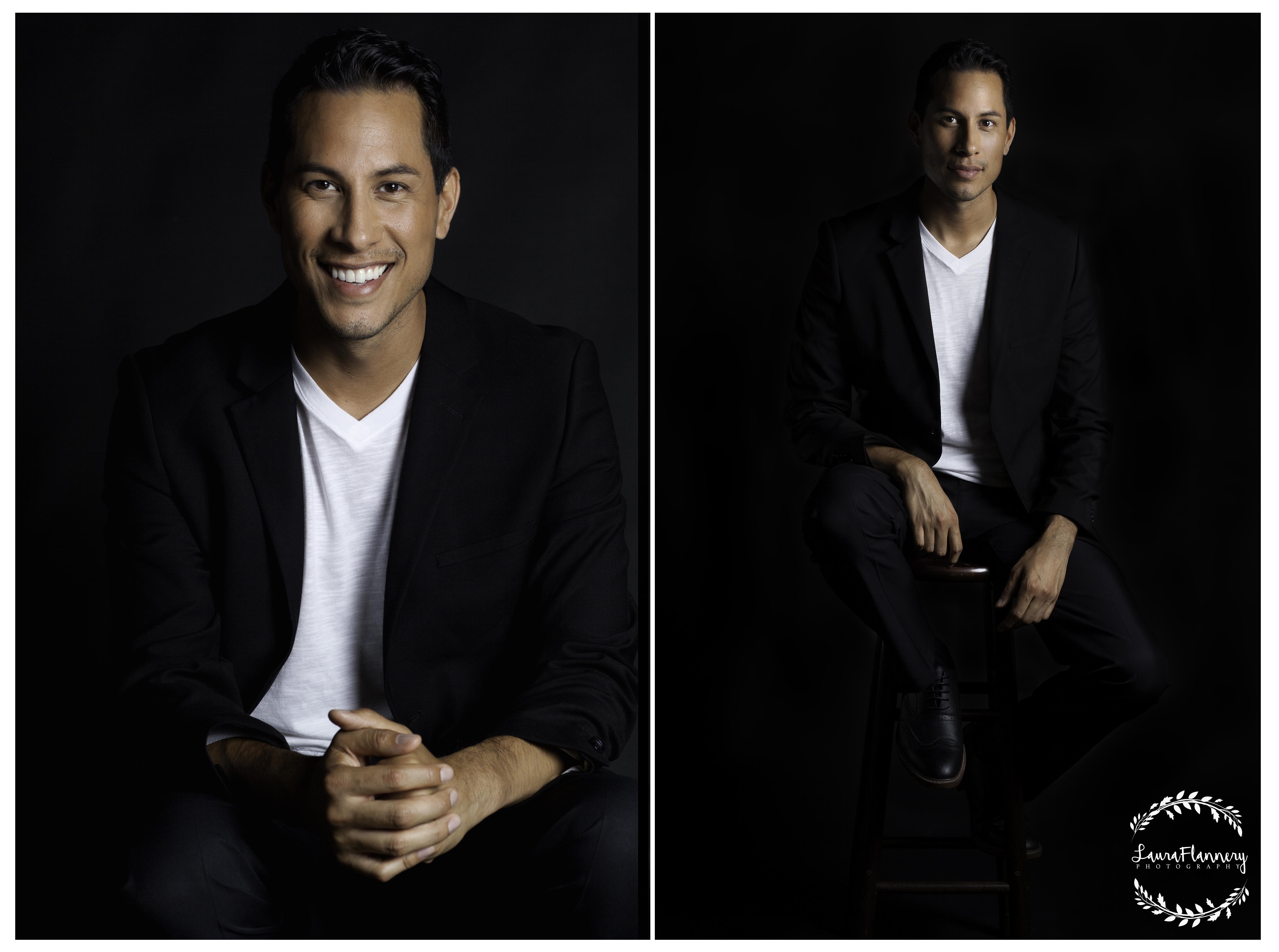 Actor Carlos Joshua