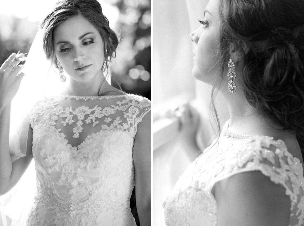 New Orleans Bridal photography