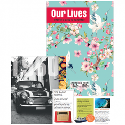 Our Lives - Reminisce from the 1940s - 1980s