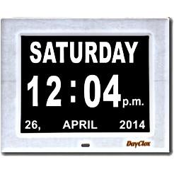 Dayclox Digital Calendar Day and Dte Clock
